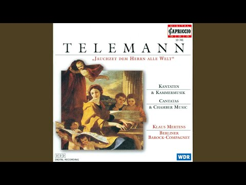 Musique de table, Part I: Quartet in G Minor, TWV 43:g3: I. Allegro mp3