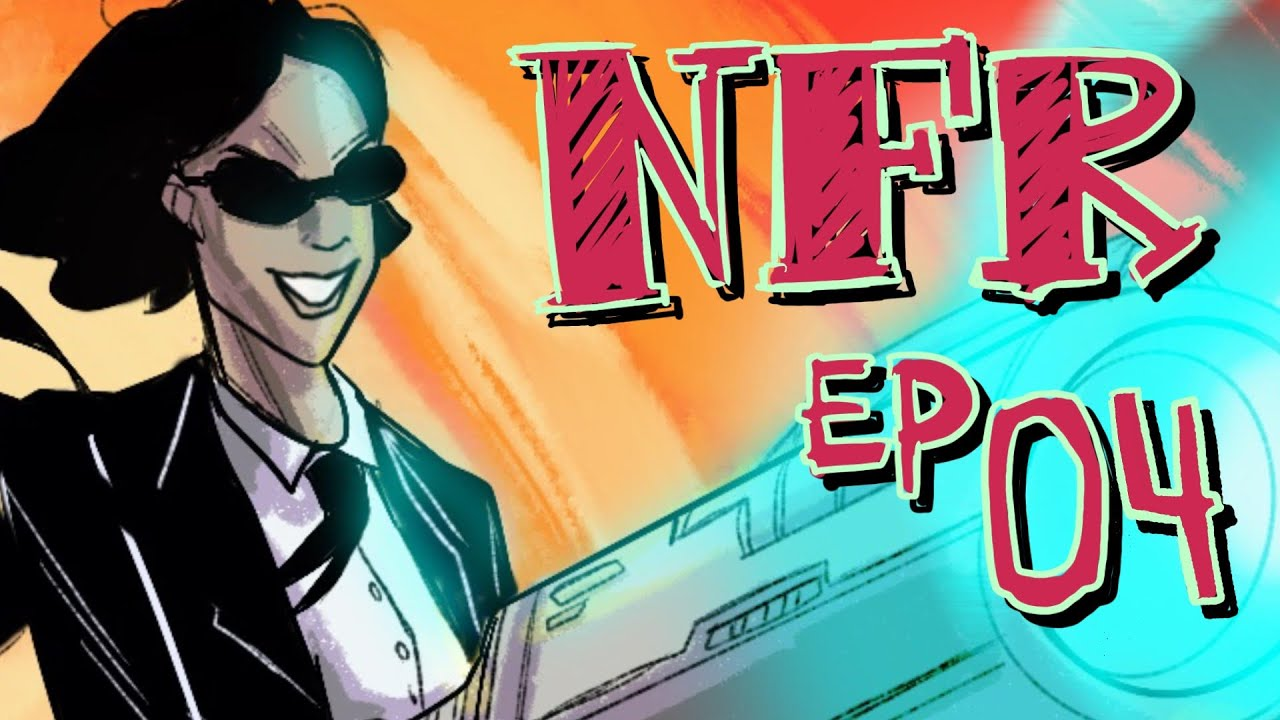 Nandos Fanart Review Ep 4 Mib International