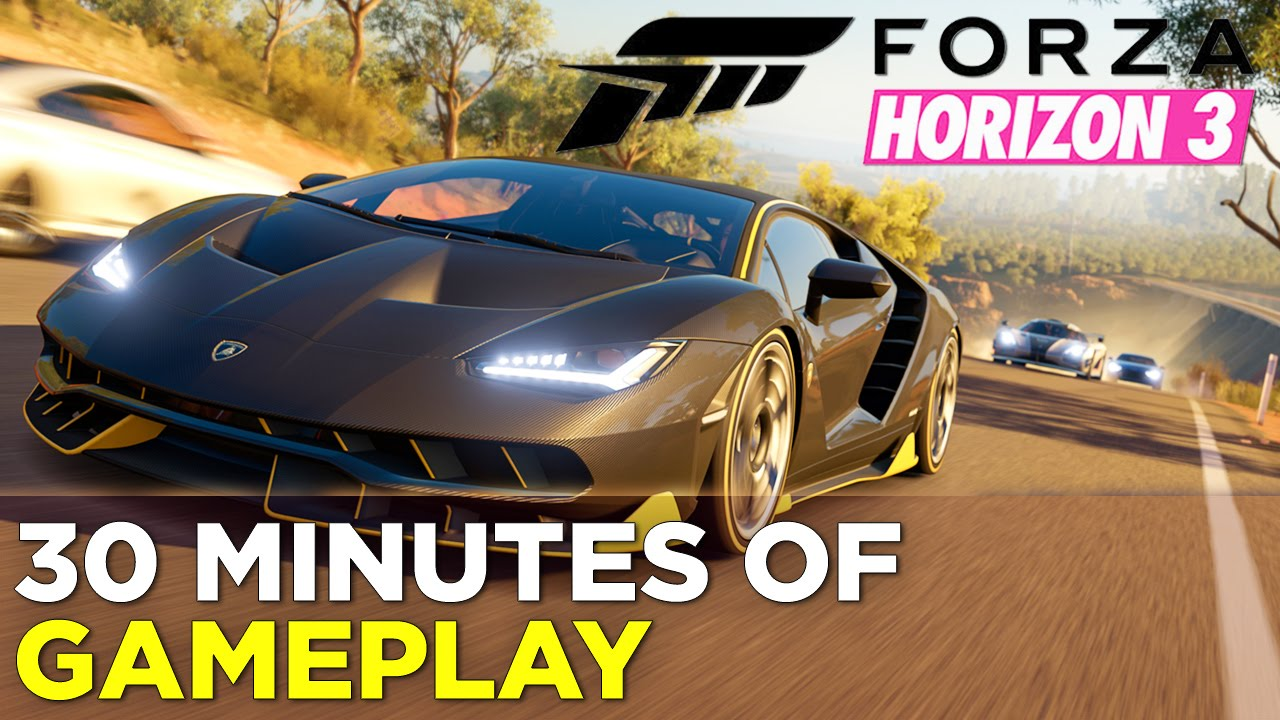 Forza Horizon 3 review: the unofficial Fast and Furious