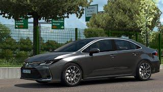 ETS 2 ATS Toyota Corolla 2020 Modu  https://mods.emirbardakci.com/ets-2-ats-toyota-corolla-2020-1-36/