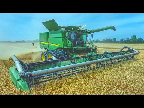Wheat Harvest 2018 | Michigan