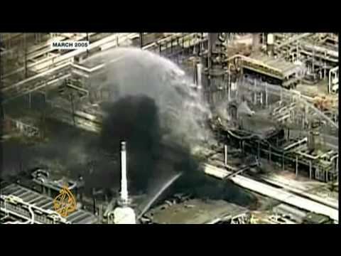 BP's chequered safety record