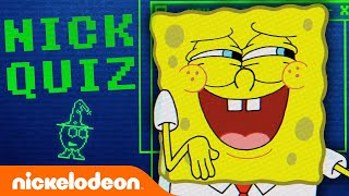 Which Nickelodeon Character Are You?  Nick Quiz