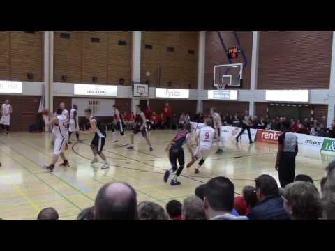 Sean Harris 20162017 Ura Basket Highlight Finland