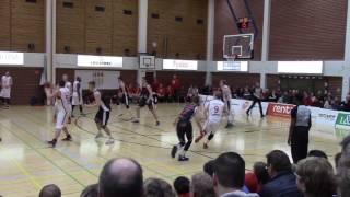 Sean Harris 2016-2017 Ura Basket Highlight Finland