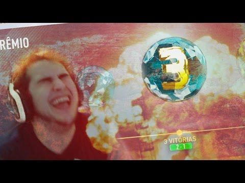O DRAFT DOS SONHOS VIROU PESADELO - FIFA 17