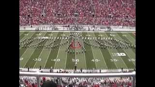 OHIO STATE MARCHING BAND TBDBITL MICHIGAN HALFTIME 11-24-2012 thumbnail