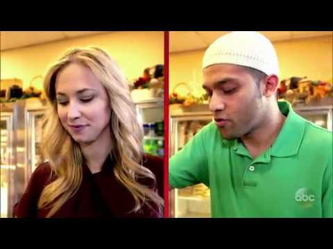 Muslim man steals money from deli tip jar [TIP JAR PART 2] | What Would You Do? Mp3