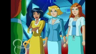 [Dualsub] - Totally Spies! Season 4 - Tập 24,25,26: Totally Busted!