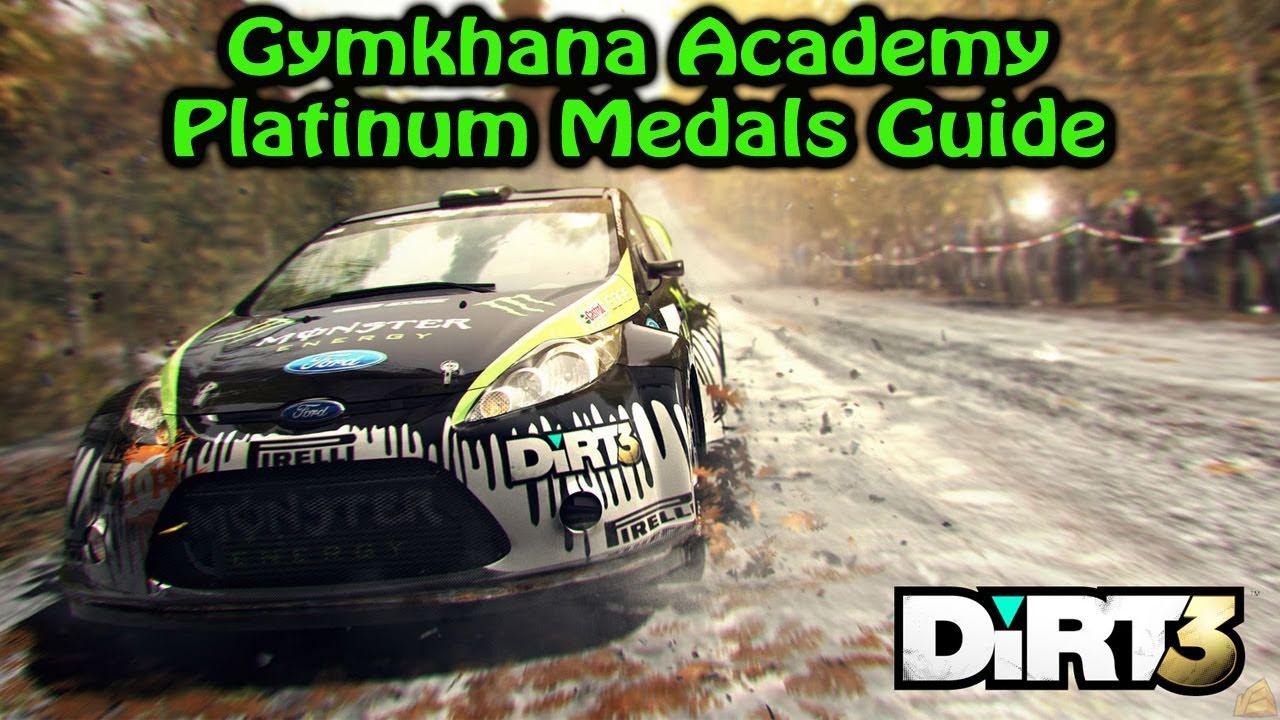 dirt 3 gymkhana academy platinum medals guide youtube rh youtube com Dirt PS3 Game Dirt PS3 Game