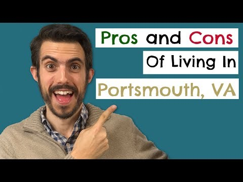 Living In Portsmouth Virginia Pros And Cons
