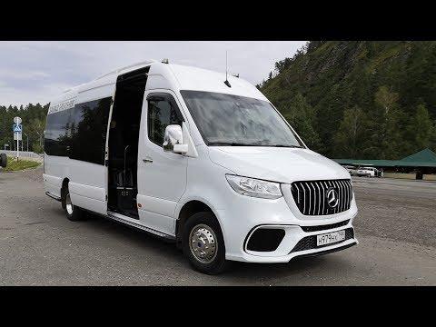 """Туристический Мерседес Спринтер 519 от """"Bus Motors"""" (Бус Моторс)"""