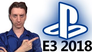 Grading Sony's Press Conference E3 2018 - ProJared