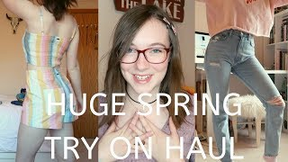 HUGE SPRING HAUL! (COACHELLA FITS, URBAN, VARGA, +MORE)