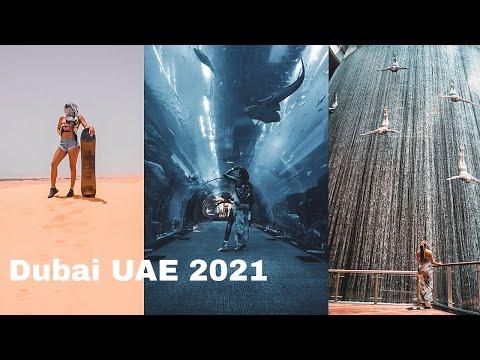 Vacation to Dubai May 2021
