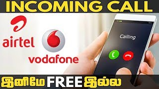 Telecom Networks : CK MATHIVANAN ABOUT INCOMING CALL PRICE