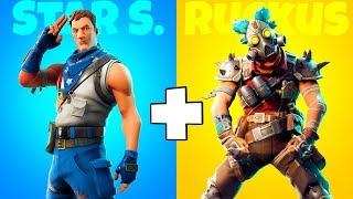 Fortnite Skins RELEASED ONLY ONCE in the Item Shop..!