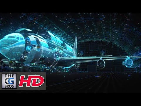 "CGI 3D animated Spot: ""100: Commercial"" - by Aggressive tv"