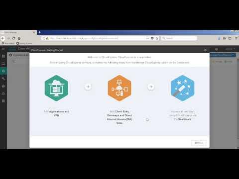 Viptela (Cisco SD-WAN) Cloud Express