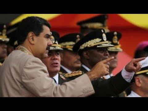 Venezuela's Maduro threatens food supply  to get votes