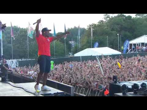 Rudimental - Feel The Love - Live at the Isle of Wight Festival 2014