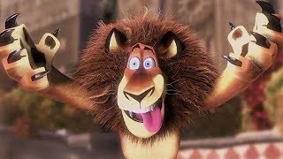 DreamWorks Madagascar | Wild Alex Compilation | Madagascar Funny Scenes | Kids Movies