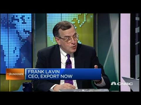 CNBC and Export Now Discuss China's consumer economy