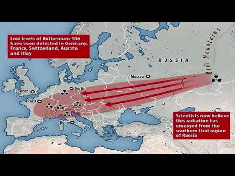 Nuke fallout ALERT as Russian RADIOACTIVE LEAK sweeps across Europe
