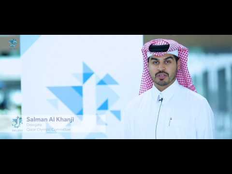 Delegate Testimonial - Salman Al Khanji