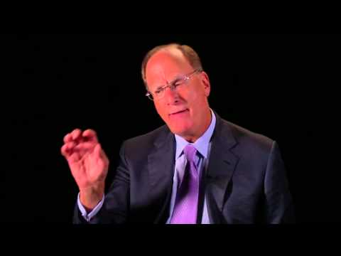 Vietnam Consultant Channel ► Leading in the 21st century  Larry Fink on financial services and the t