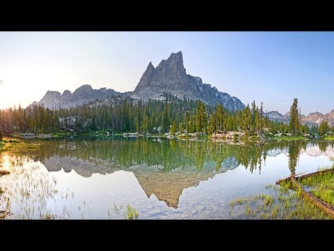 Sawtooth Wilderness Backpacking