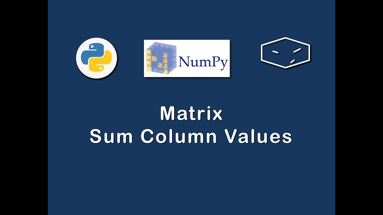 numpy switch rows and columns
