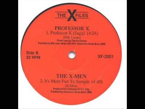 Professor X - Professor X (Saga)