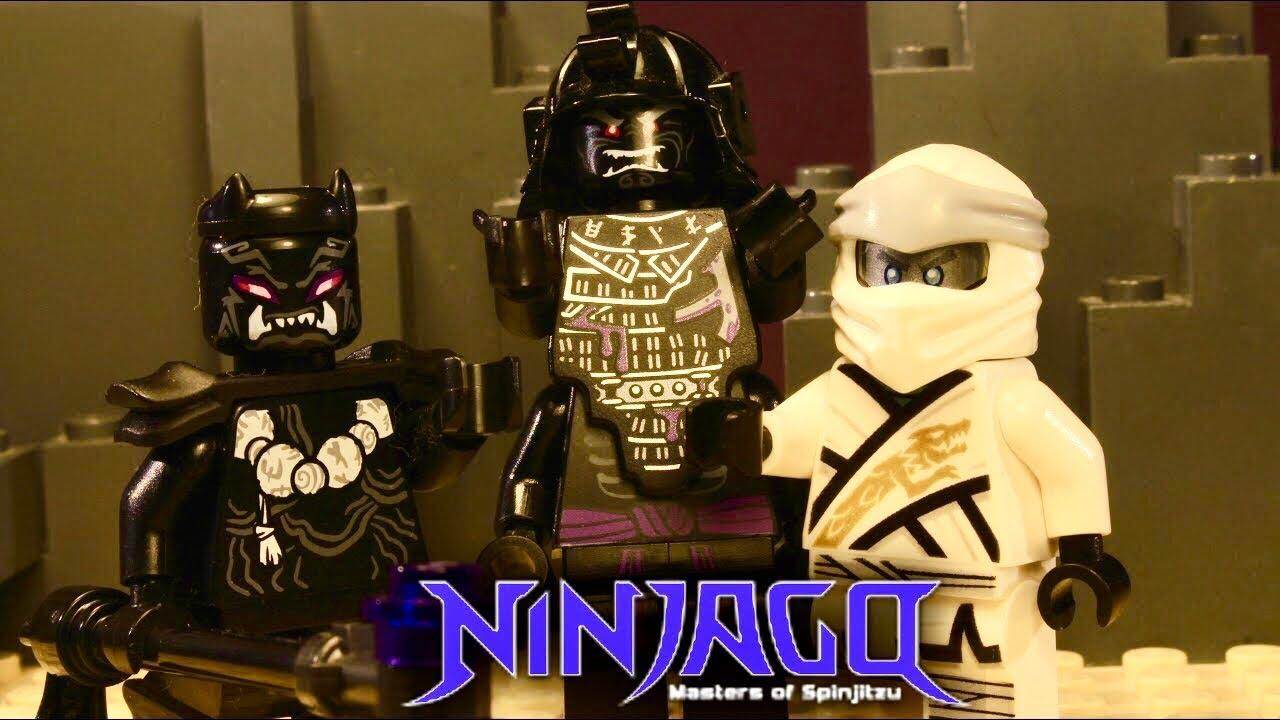 Download LEGO Ninjago | LEGACY Episode 6: DOOMSDAY!