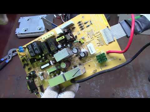 Медь и серебро! Разбираем блок бесперебойного питания UPS IPPON Smart Power Pro 1000.