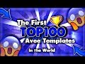 official 《 TOP 100 》 AVEE PLAYER TEMPLATE | FREE DOWNLOAD | LINK IN DESCRIPTION