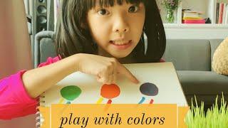 PLAY   Cách tạo ra các màu từ ba màu cơ bản