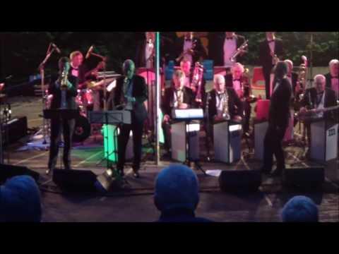 Bigband Melody and rhythm