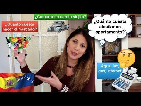 Emigrar a España | Cuánto cuesta vivir en España?