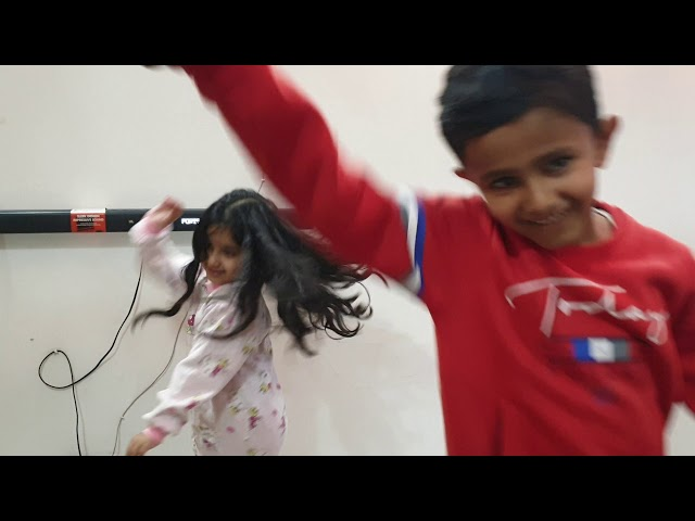 Arika Mehta home dance