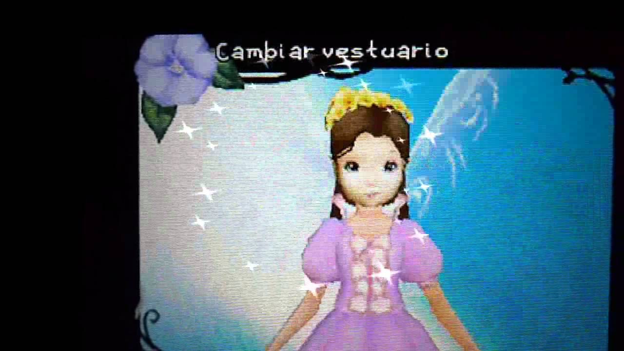 Outfits In Tinkerbell And The Great Fairy Rescue Ds