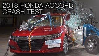 Honda Accord (2018+) Side Crash Test