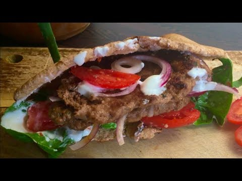Slimming World ~ Hairy Bikers Doner Kebab - With 5% Beef