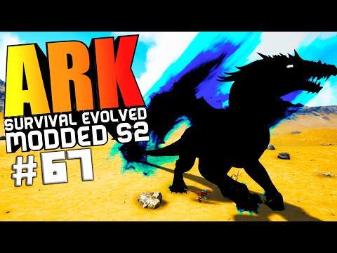 ARK Survival Evolved - DRAGON TAMING, CELESTIALS VS WARDENS, ALPHA RHINO Modded #67 (ARK Gameplay)