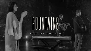 Fountains/Came To My Rescue (Live) - Josh Baldwin | Live at Church