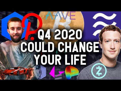Q4 2020 could be LIFE CHANGING! Bitcoin Halving, DeFi EXPLOSION, Libra Launch, ZEC Altcoins + More!