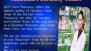 Canadian Pharmacy online