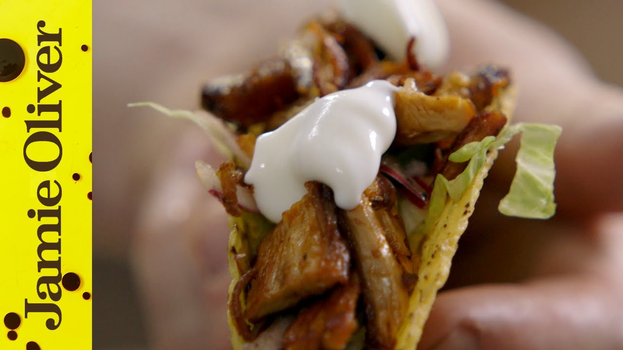 Ultimate Pork Tacos | Jamie Oliver