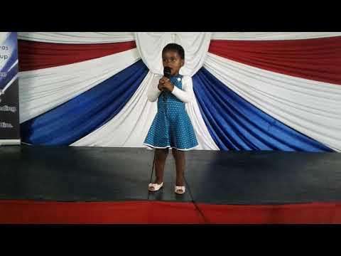 Ingumlilo lento by 3 year old Mikhulu Dyusha