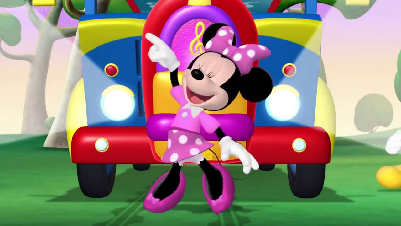 Download Mickey Mouse Clubhouse Song Minnie Mouse Give In To the Dance